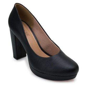 Sapato Meia Pata Sense Bella SB21-1290