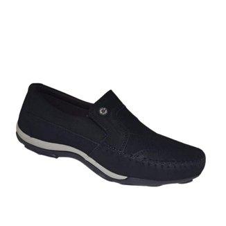 Sapato Mocassim Casual Masculino Moderno 100% Couro