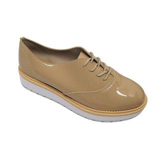 Sapato Oxford Beira Rio  com Laço opcional feninino