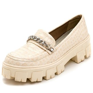 Sapato Oxford Tratorado Corrente
