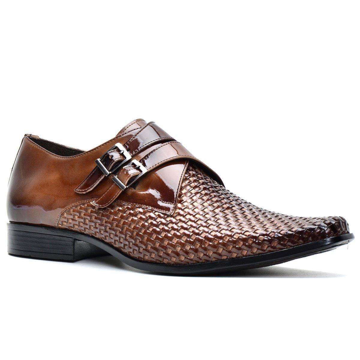 Marrom Sapato Pro Masculino Claro Pro Mais Sapato 376CO UqOqB41w
