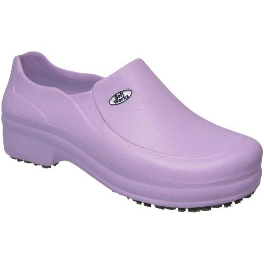 Sapato Profissional Soft Works Antiderrapante Com CA - BB65 - Branco