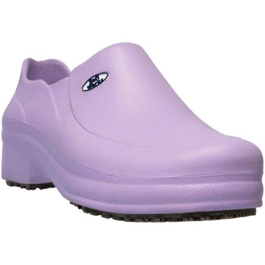 Sapato Profissional Soft Works Antiderrapante Com CA - BB65 - Verde