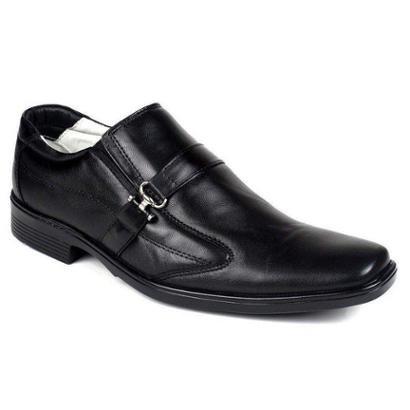 Sapato Ranster Social Confort - Masculino - Preto
