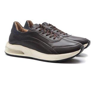 Sapato Samello Classico Soft Toro Sol Couro Masculino