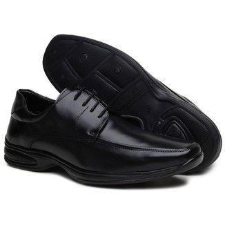 Sapato Social Bertelli Conforto Masculino