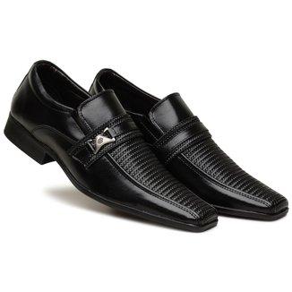 Sapato Social Confort Bertelli 70092 Masculino