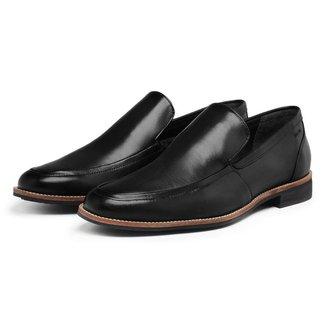 Sapato Social Couro Estilo Loafer Calce Fácil Avalon Fredo