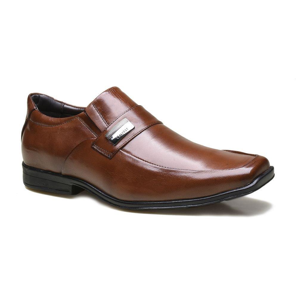 f05212e6ec7 Sapato Social Couro Supertech Calvest Masculino - Compre Agora ...