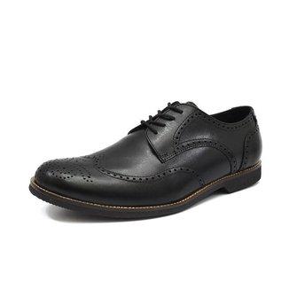 Sapato Social Oxford Smooth Masculino