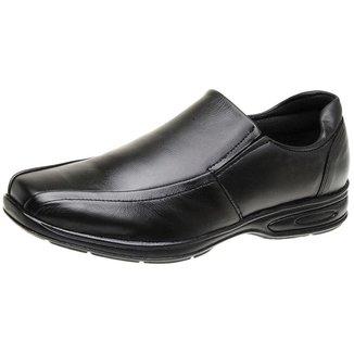 Sapato Social  Roma Shoes em Couro Antiderrapante Masculino