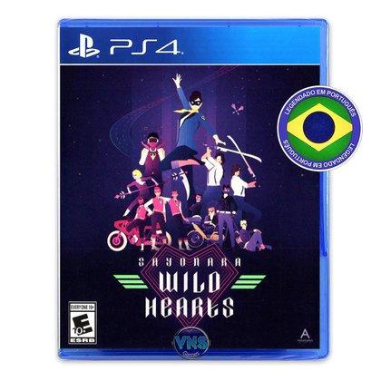 Sayonara Wild Hearts - PS4
