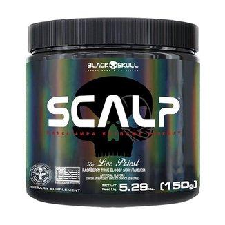 Scalp (Pré-Treino) (150G) Black Skull