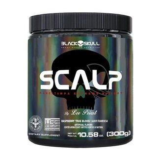 Scalp (Pré-Treino) (300G) Black Skull