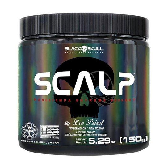 Scalp - 150g - Black Skull -