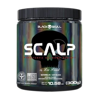 Scalp - 300g - Black Skull