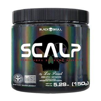 Scalp pré-treino 150gr - Black Skull