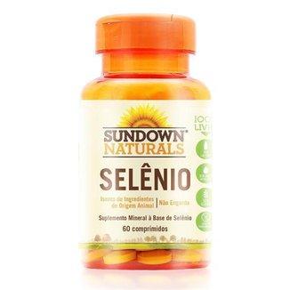 Selênio 34mcg - Sundown Vitaminas