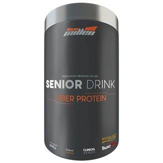 Senior Drink Fiber Protein 600g New Millen