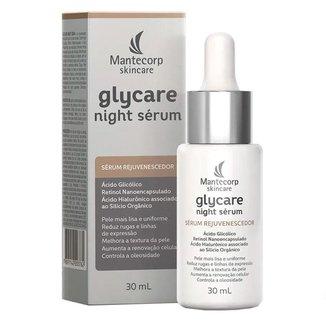 Sérum Facial Noturno Mantecorp – Glycare Night Serum 30ml