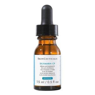 Sérum Skinceuticals Antioxidante e Antioleosidade Silymarin C F 15 ml