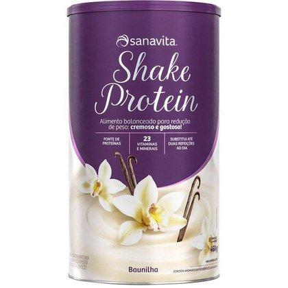 Shake Substituto de refeição Sanavita 450g Vanilla