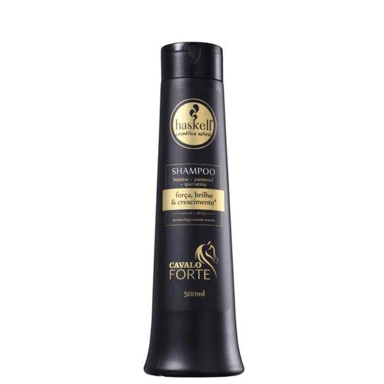 Shampoo Cavalo Forte 500ml - Incolor