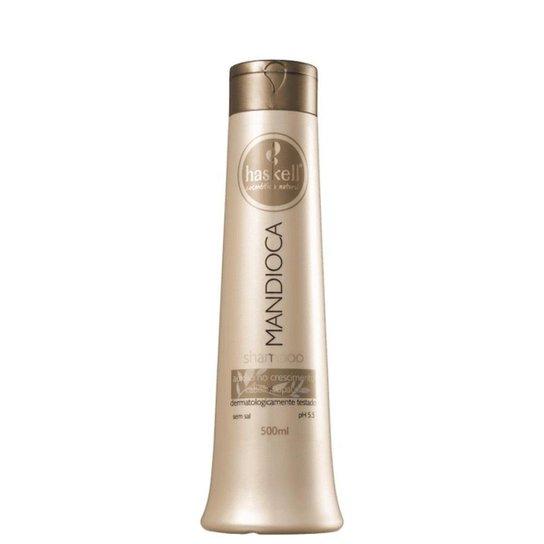 Shampoo Haskell Mandioca 500ml - Incolor