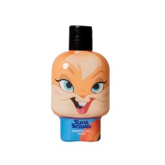 Shampoo Infantil Menina Space Jam 2 em 1 Lola