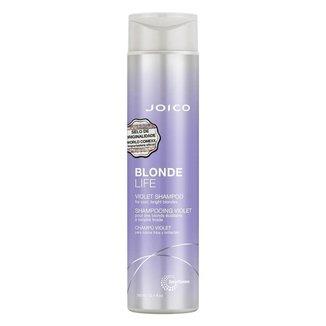 Shampoo Joico Blonde Life Violet para Cabelos Loiros 300ml