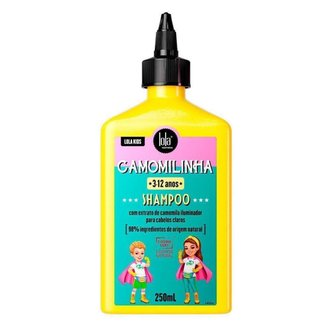 Shampoo Lola Cosmetics Camomilinha 250ml