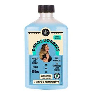 Shampoo Lola Cosmetics Danos Vorazes Fortificante 250ml