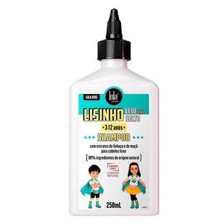 Shampoo Lola Cosmetics Lisinho and solto 250ml