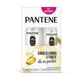 Shampoo Pantene Hidrocauterização 350ml + Condicionador 175ml