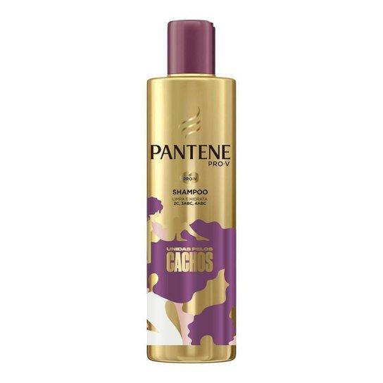 Shampoo Pantene Unidas pelos Cachos 270ml - Incolor