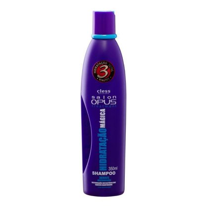 Shampoo para Cabelo 3 Minutos Salon Opus 350 ml