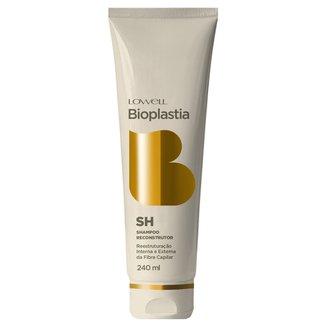 Shampoo Reconstrutor Lowell Bioplastia 240ml