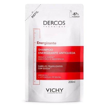 Shampoo Refil Vichy Dercos Energizante 200 ml