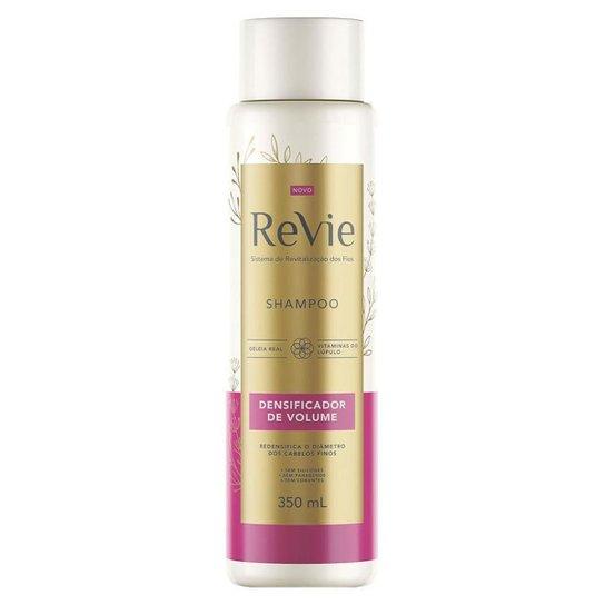 Shampoo Revie Densificador de Volume 350ml - Incolor