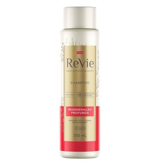 Shampoo Revie Regeneração Profunda Reconstrutor 350ml