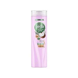 Shampoo Seda By Gigi Grigio Ondas Antifrizz