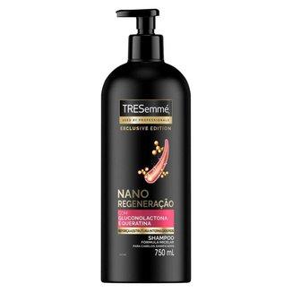 Shampoo TRESemmé Nano Regeneração Reconstrutor 750ml