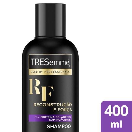 Shampoo Tresemmé Reconstrução e Força 400ml - Incolor