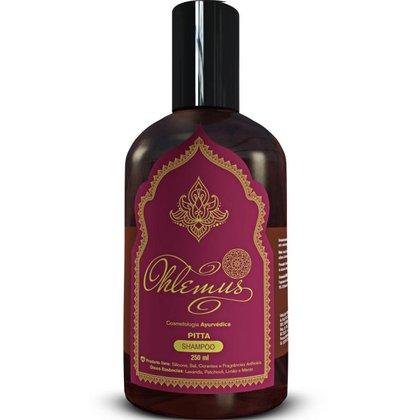 Shampoo Vegano Dosha Pitta Ayurveda Yoga Vegano Livre de Sal