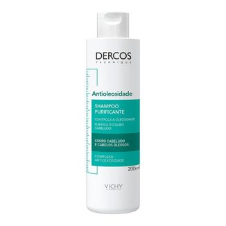 Shampoo Vichy Dercos Antioleosidade 200ml