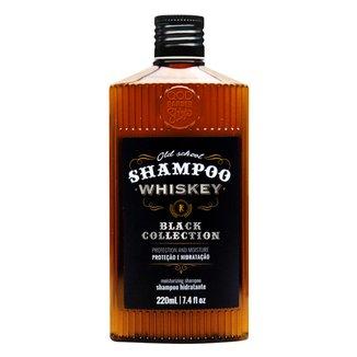 Shampoo Whiskey QOD Barber Shop New 220ml