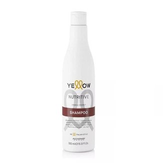 Shampoo Yellow Alphaparf Nutritive 500 ml