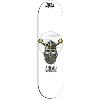 Shape Ahead 8.0 Bones Head Viking