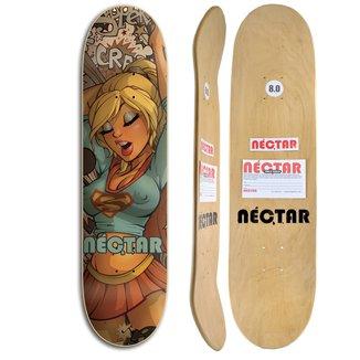 Shape de Skate Néctar - Super Girl 8.0