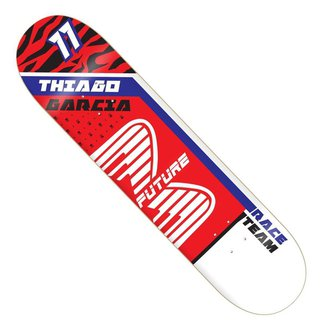 "SHAPE MAPLE FUTURE RACE TEAM THIAGO GARCIA 8.25 x 31.8"""